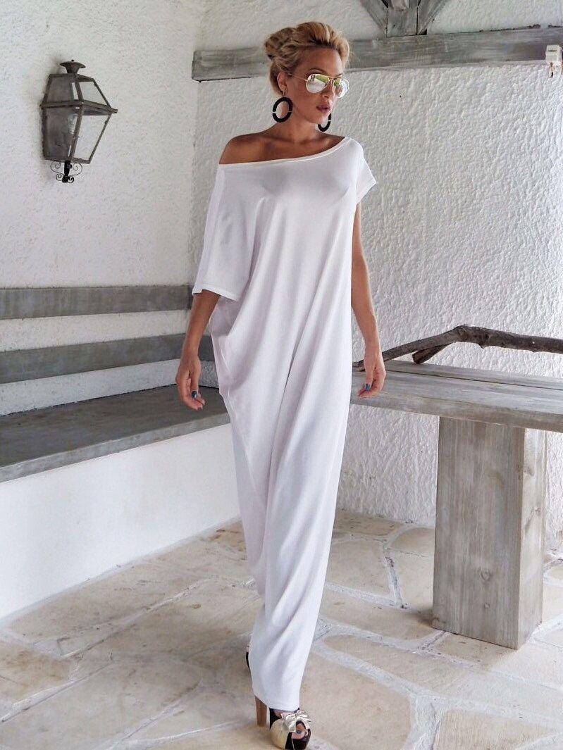 Длинные летние платья фото 4