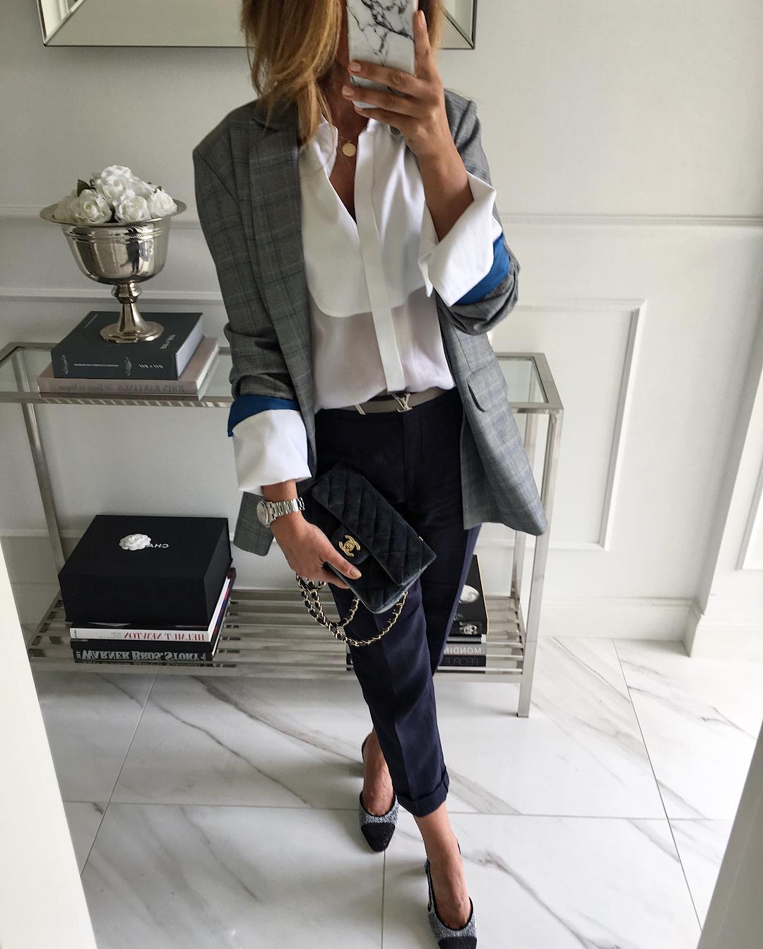 брюки с рубашкой фото 2