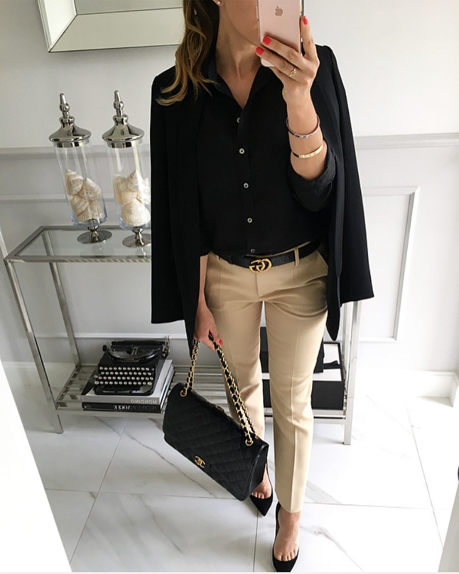 брюки с рубашкой фото 1