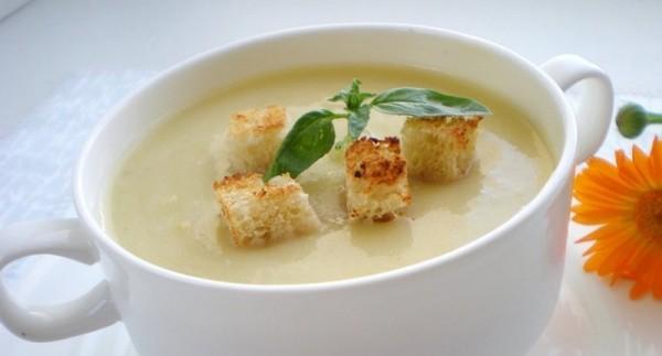 Рецепт супа из кабачков
