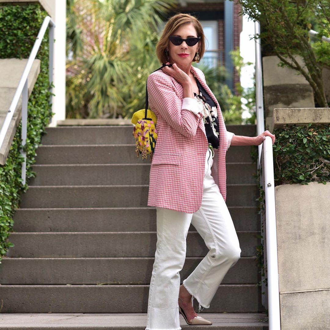летний деловой стиль 2019 для женщин 40-50 лет фото 17