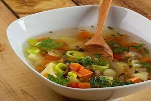 otlichnyj ovoshhnoj sup dlja pohudenija. recept. kak prigotovit