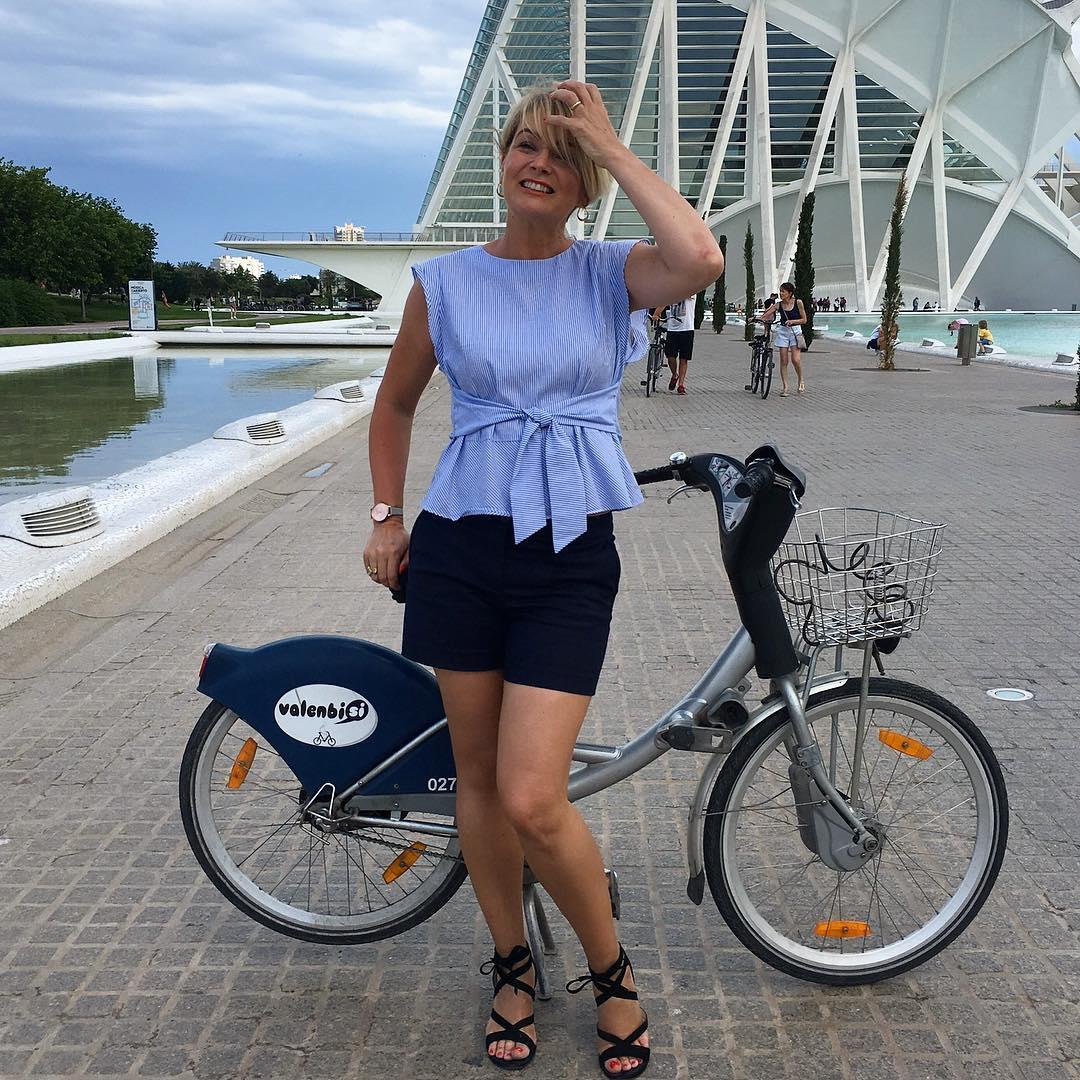 с чем носить шорты летом женщинам после 40-50 лет фото 3