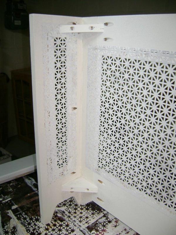 идея сделать крышку радиатора