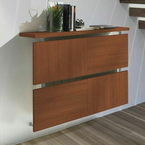 сделать деревянную крышку радиатора дополнительная мебель настенное крепление