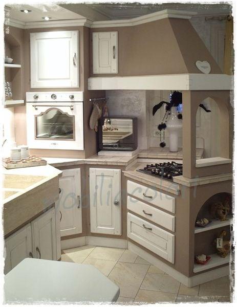 15 идей мебели для кухни, экономящей пространство