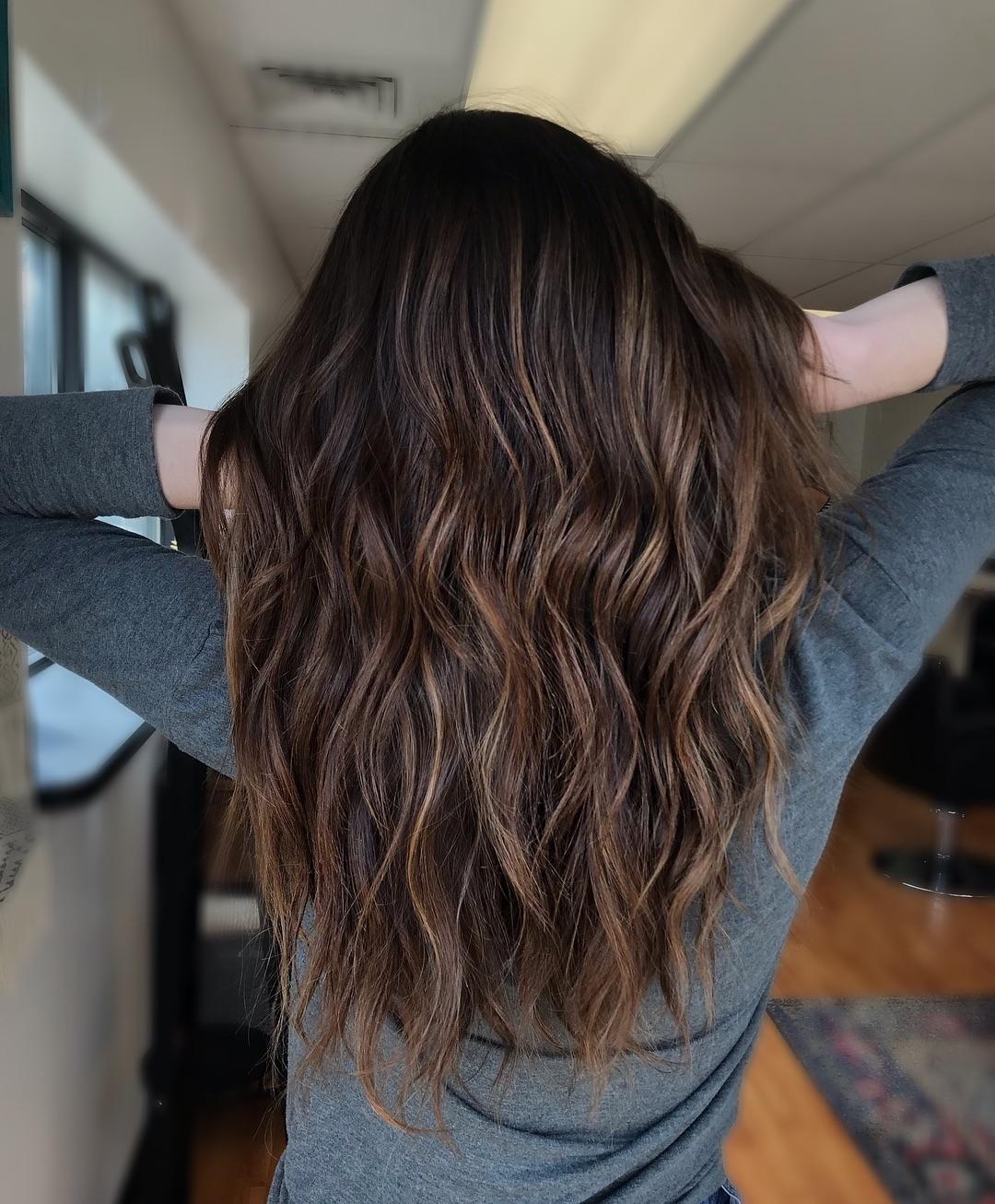 тенденции окрашивания волос 2019 года фото 1