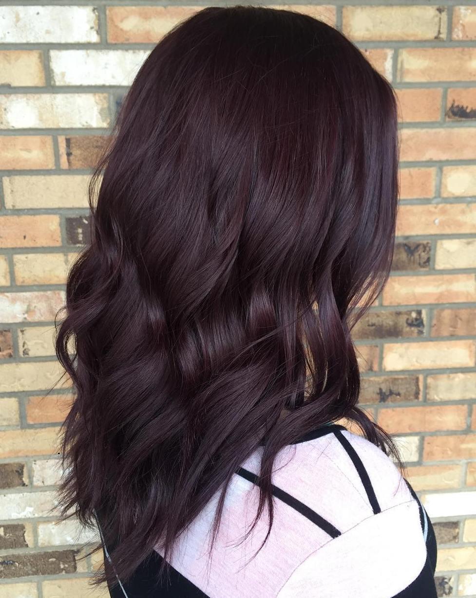 тенденции окрашивания волос 2019 года фото 12