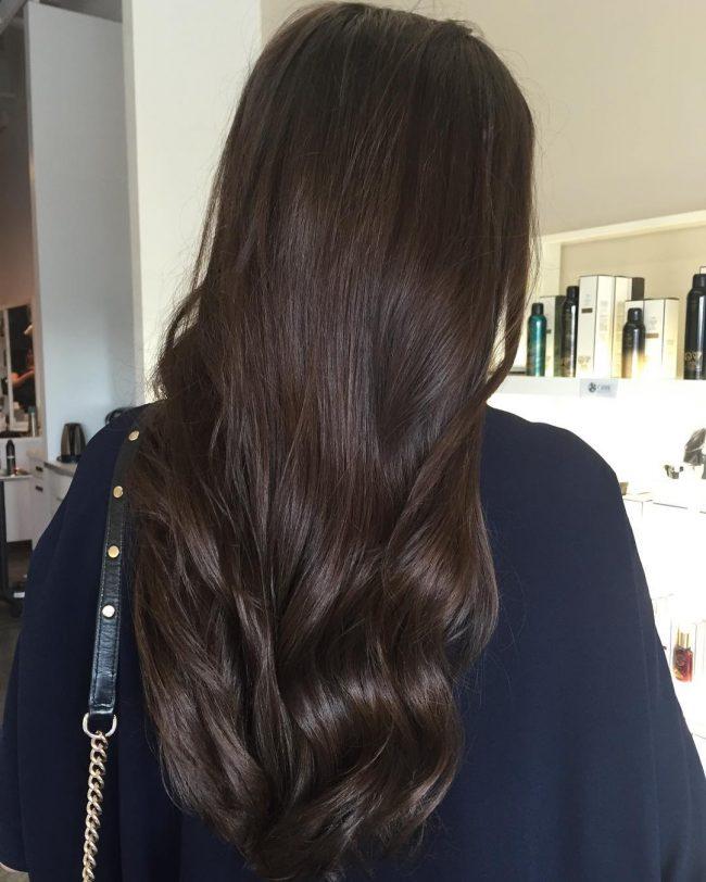 тенденции окрашивания волос 2019 года фото 2