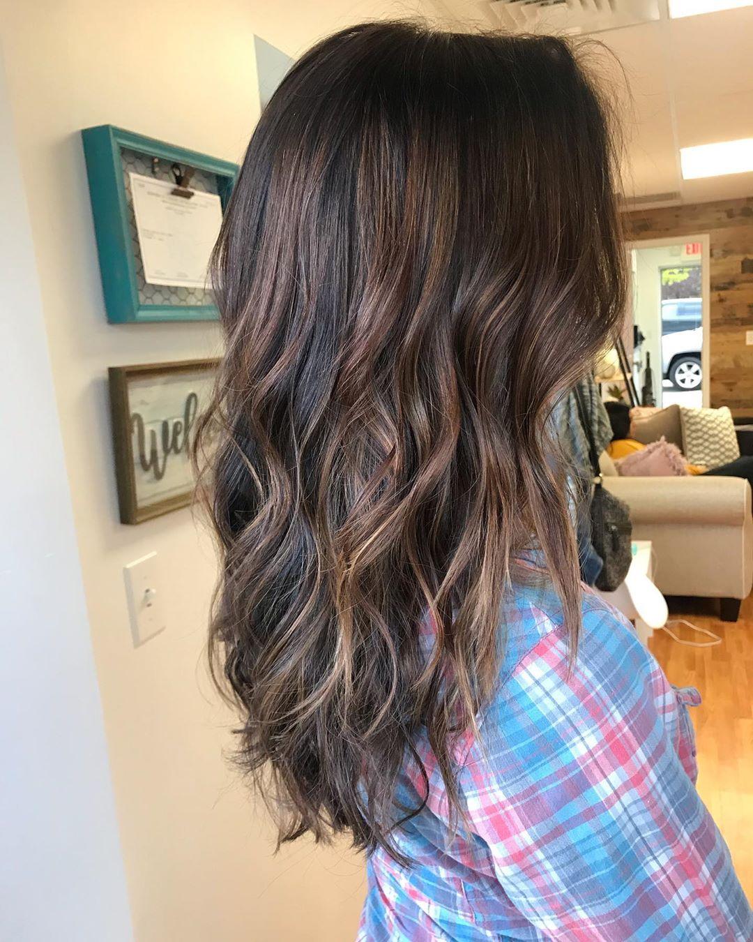 тенденции окрашивания волос 2019 года фото 8