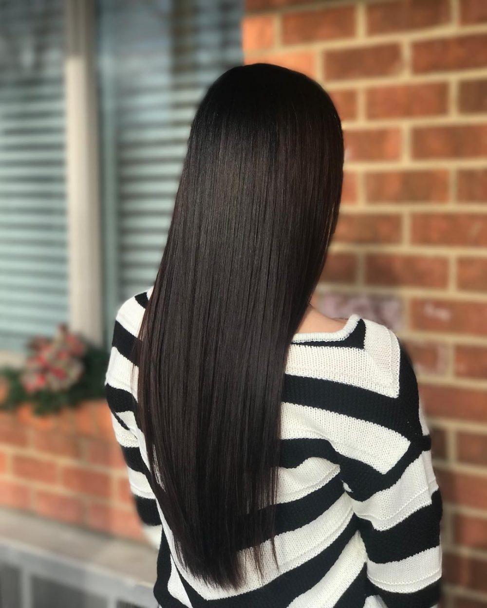 тенденции окрашивания волос 2019 года фото 9