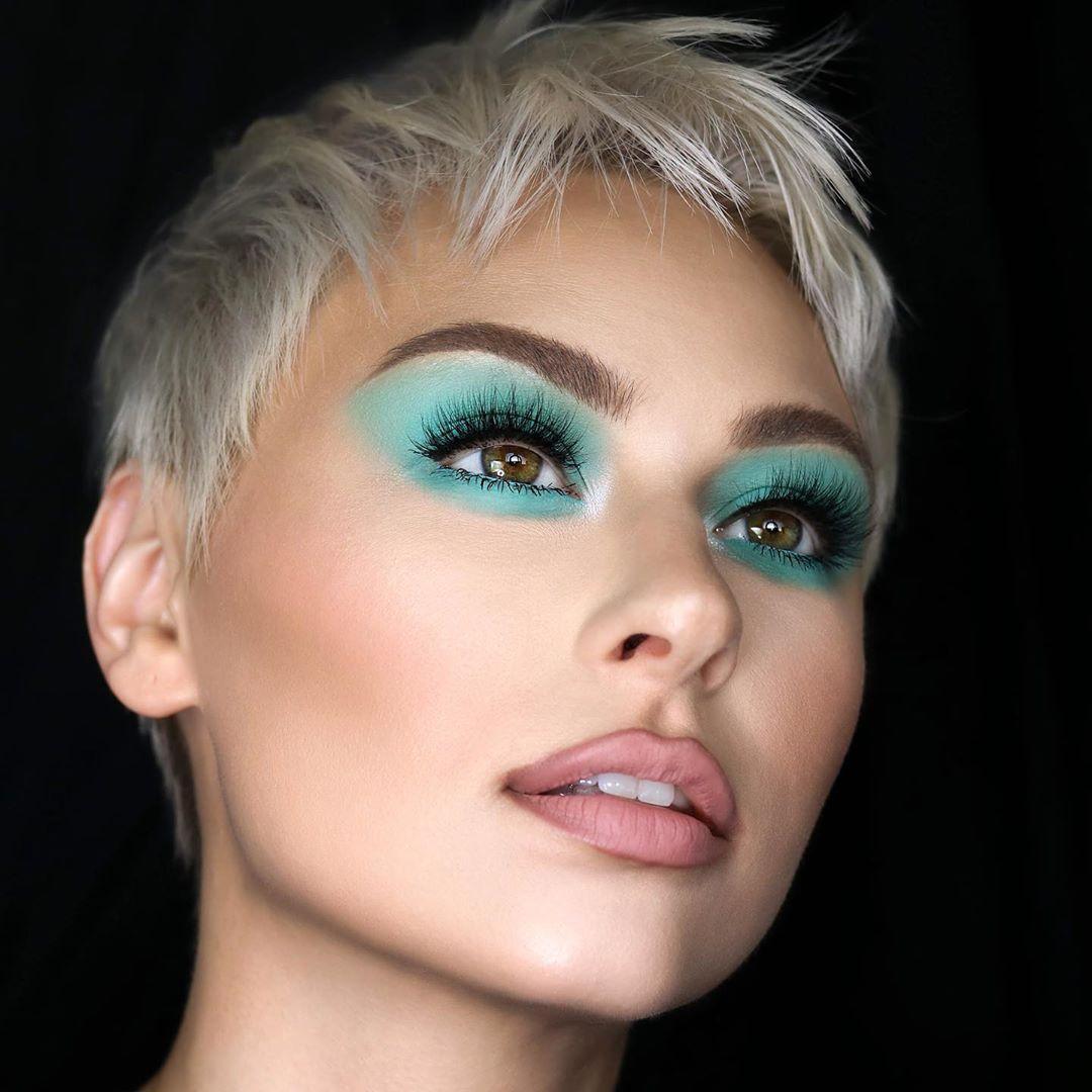 Тренды макияжа осени 2019 фото 7
