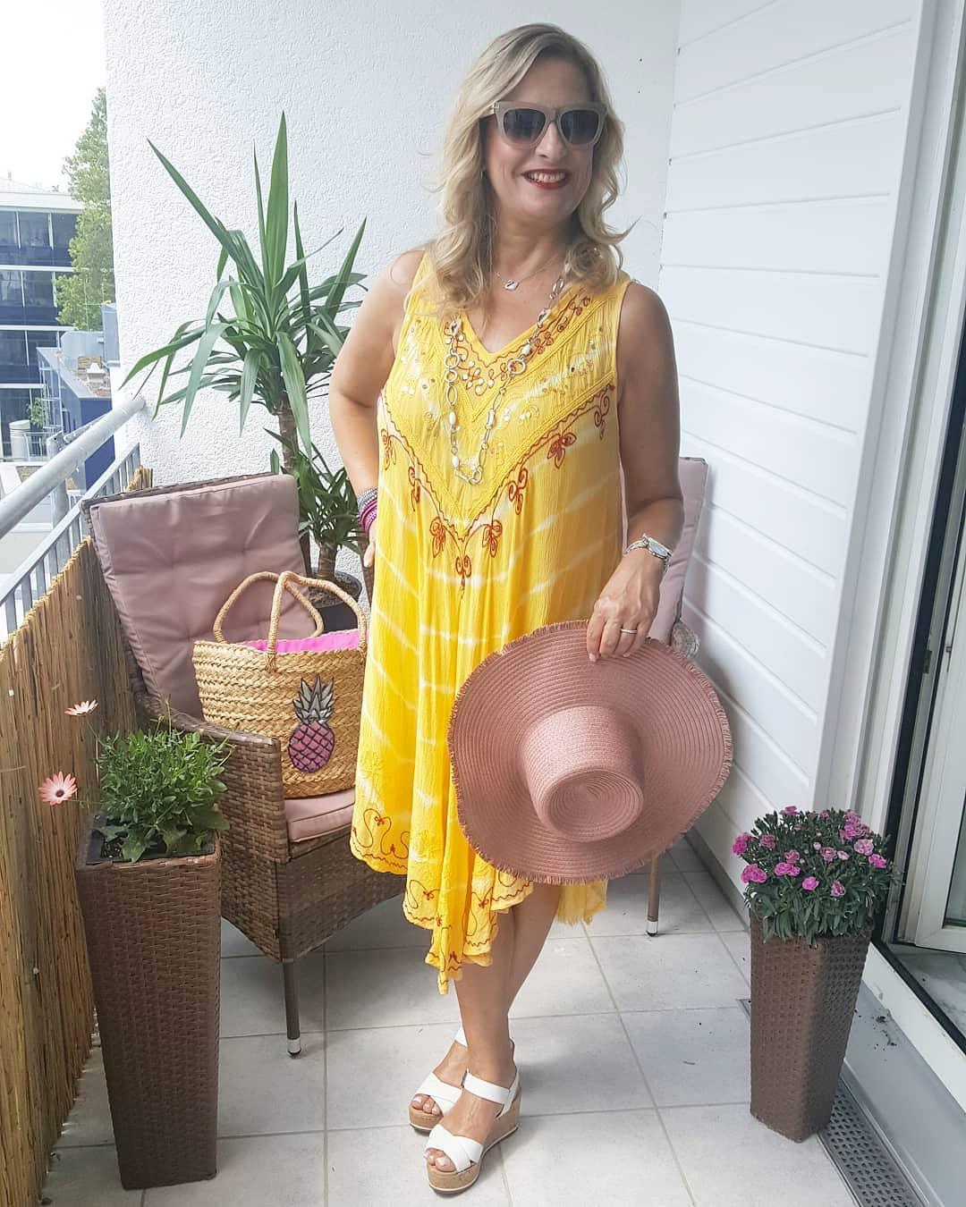 летний бохо стиль 2019 для женщин 40-50 лет фото 7