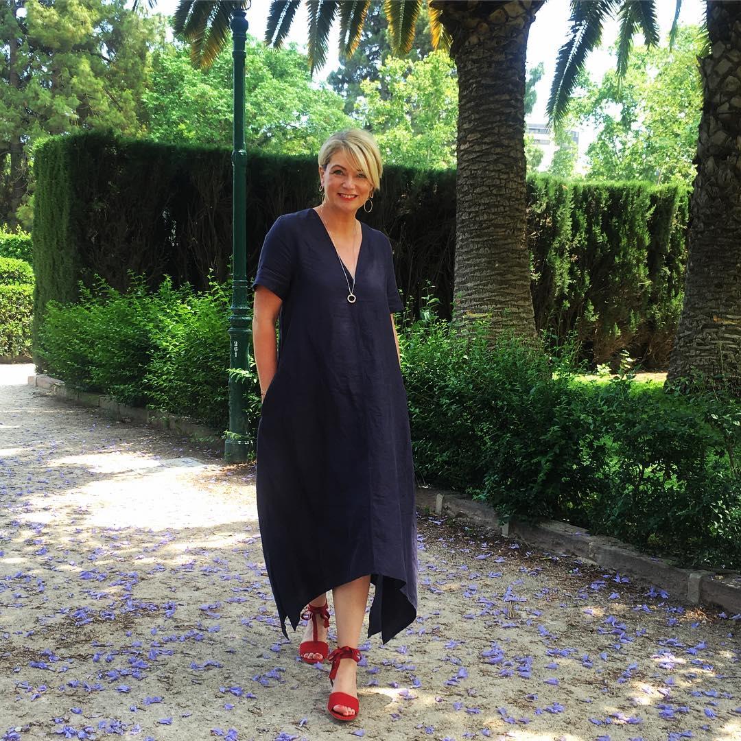 летний бохо стиль 2019 для женщин 40-50 лет фото 2