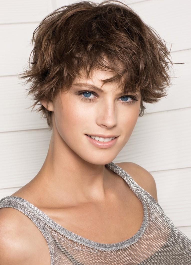 стрижки для тонких волос фото 8