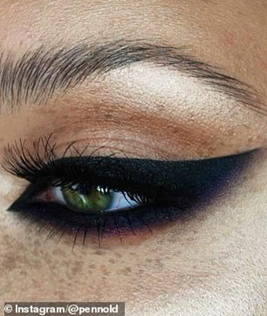 Талантливые визажисты создают невероятные «татуировки» с помощью подводки для глаз