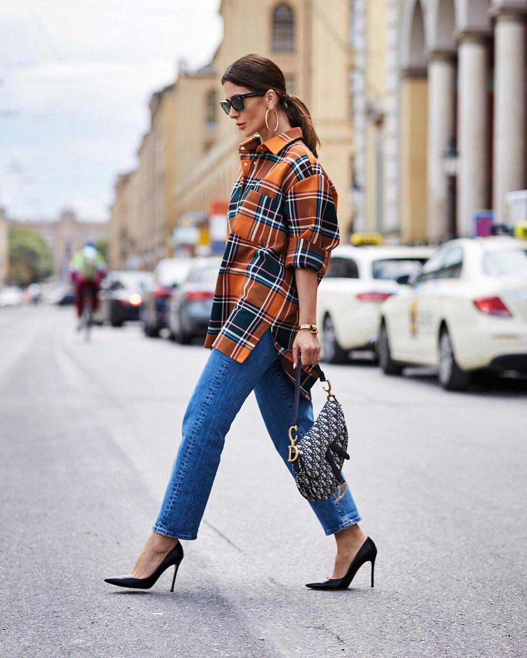 прямые джинсы фото 3