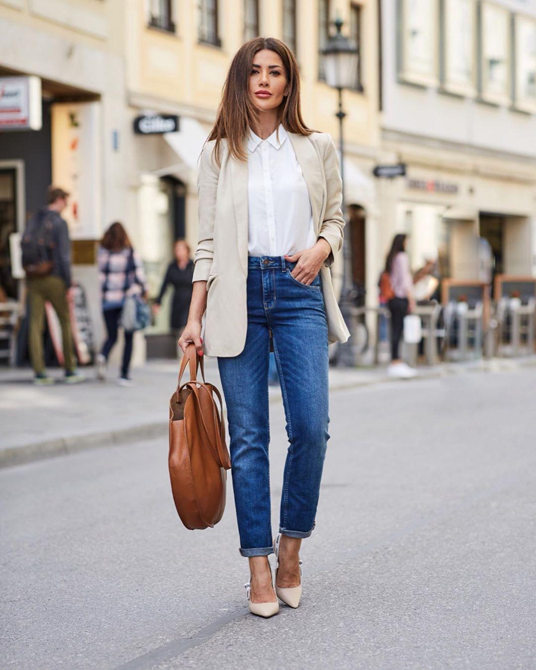 прямые джинсы фото 1