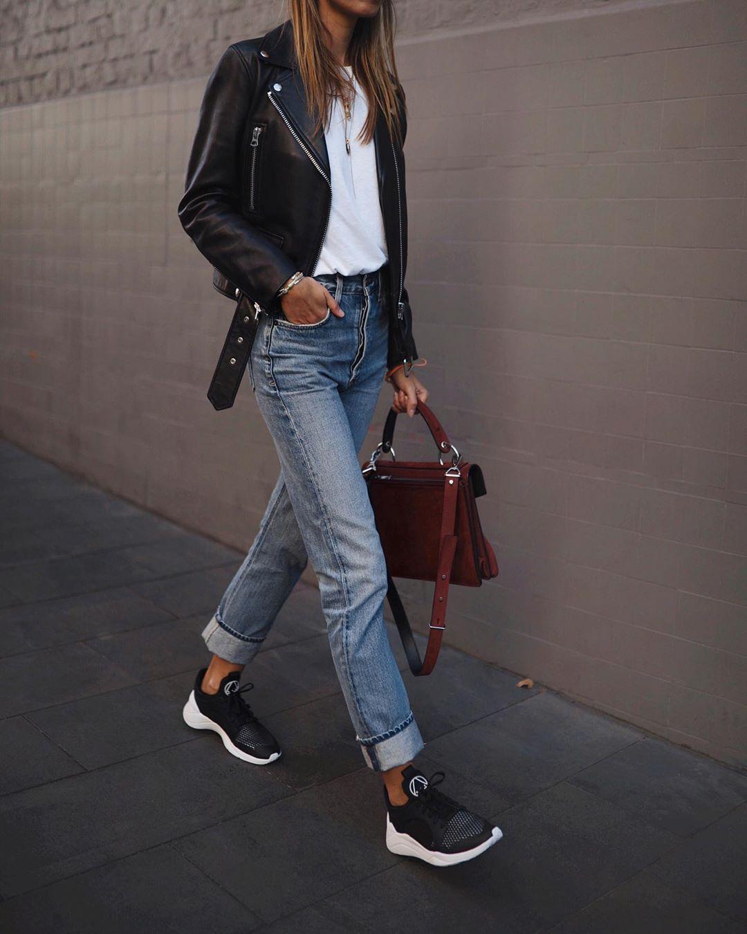прямые джинсы фото 6