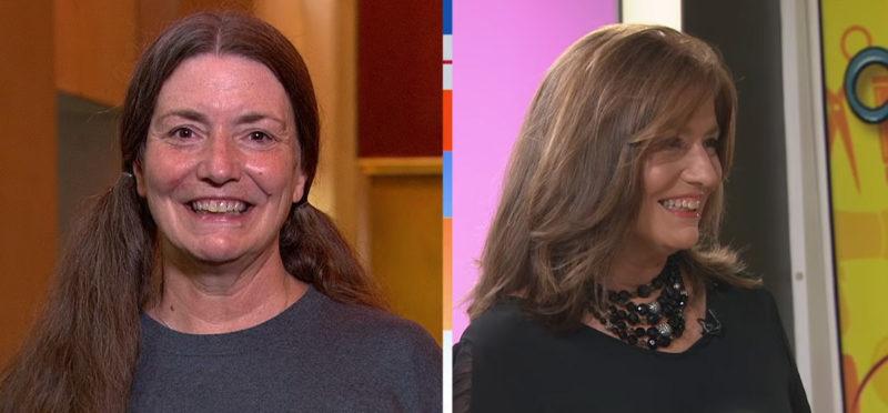 60-летняя женщина полностью преобразилась, и её муж поражён результатом