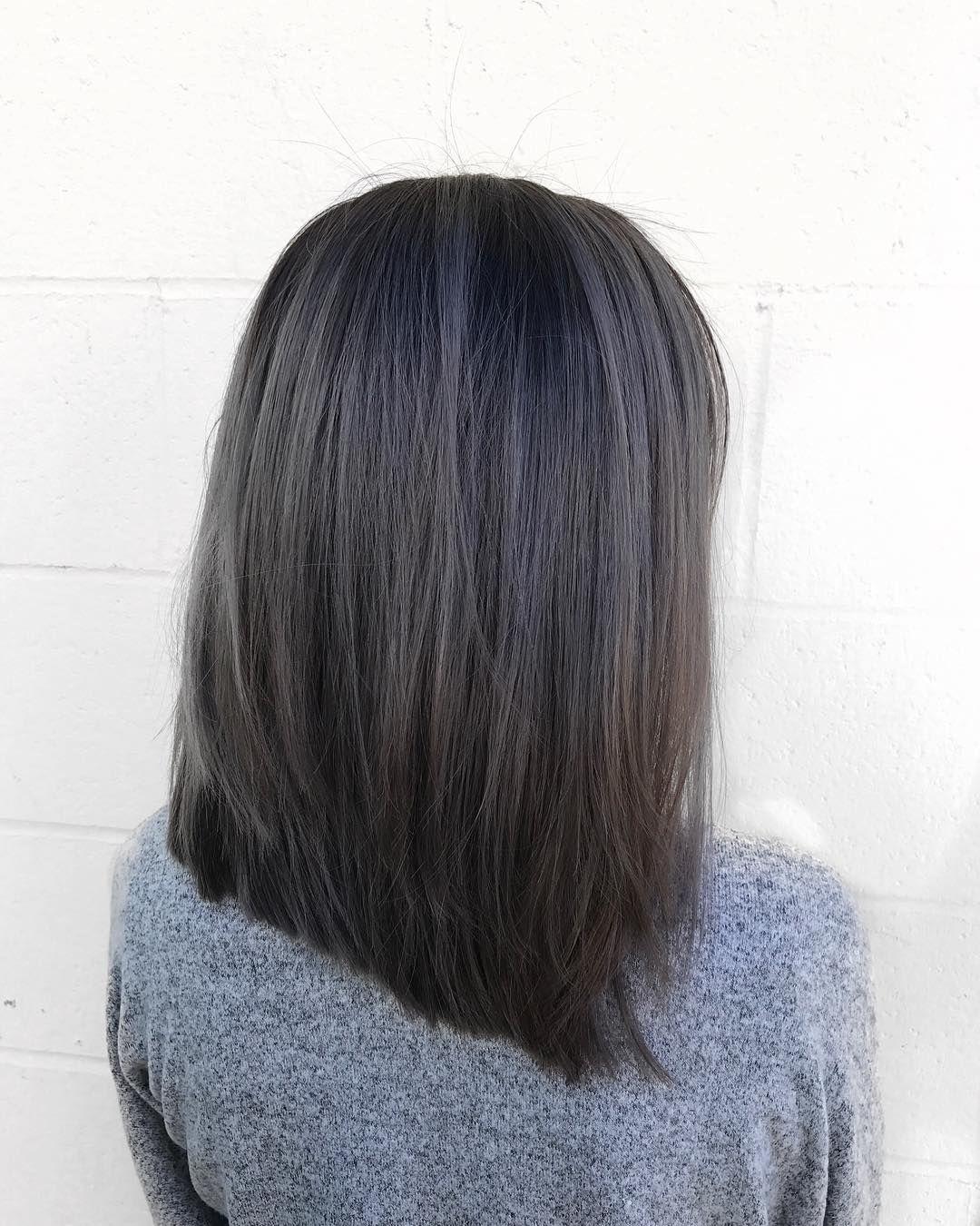 тенденции окрашивания волос 2019 года фото 11