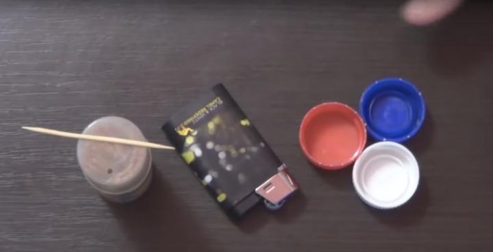 sumasshedshaja samodelka iz obychnoj probki ot butylki