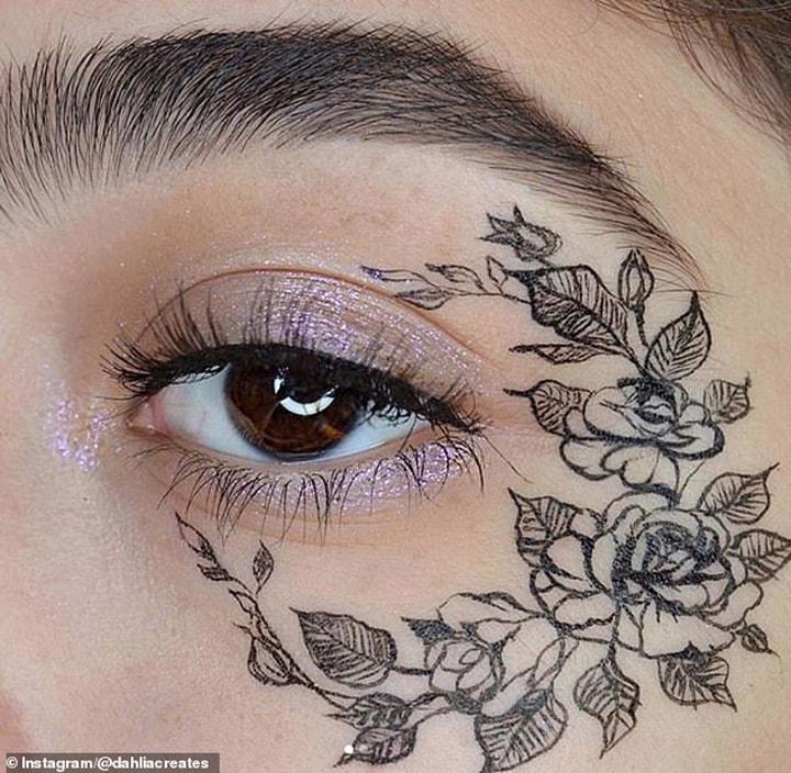 talantlivye vizazhisty sozdajut neverojatnye tatuirovki s pomoshhju podvodki dlja glaz