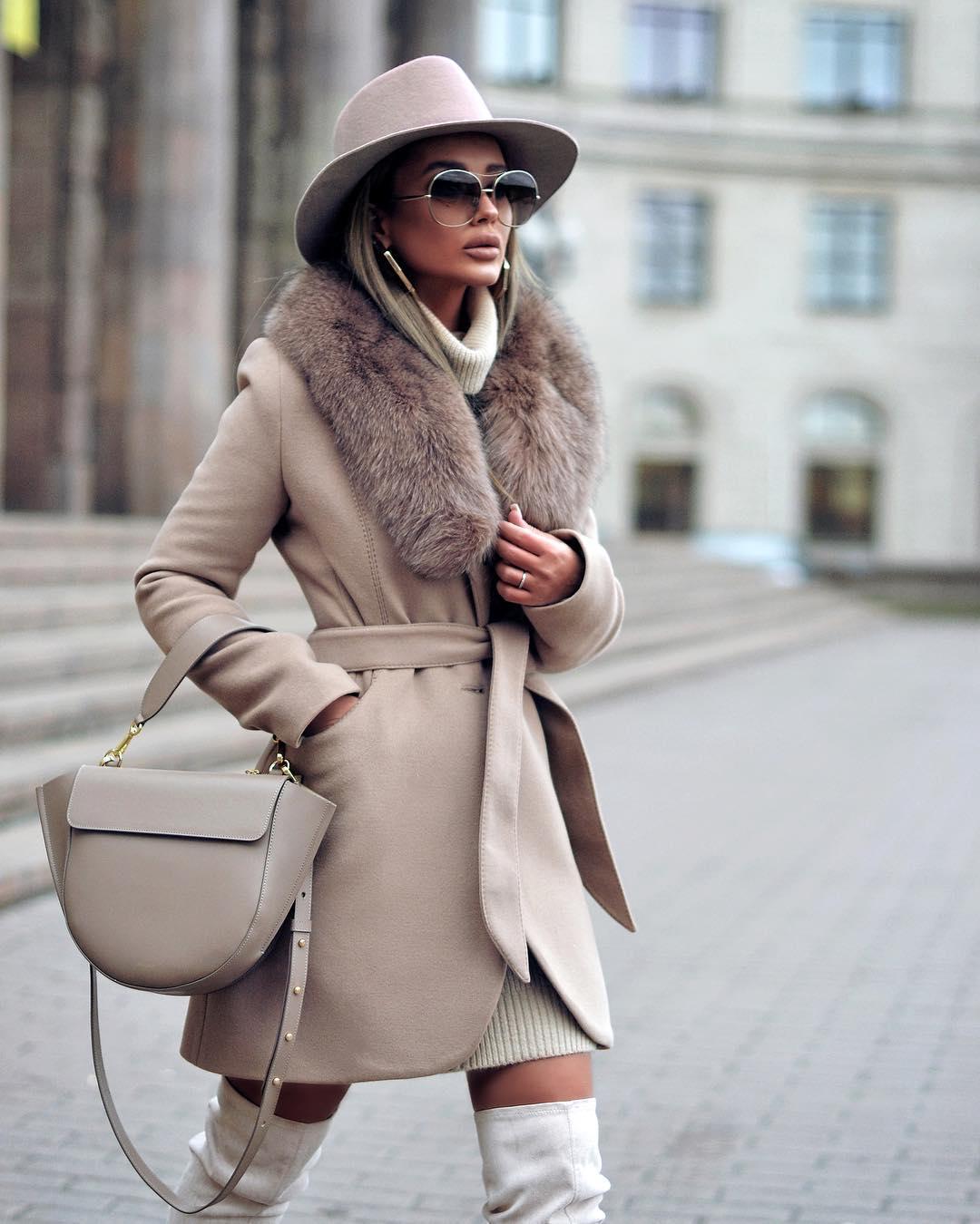 модные луки осень-зима 2019-2020 фото 1