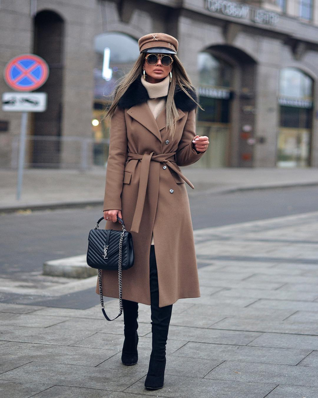 модные луки осень-зима 2019-2020 фото 2