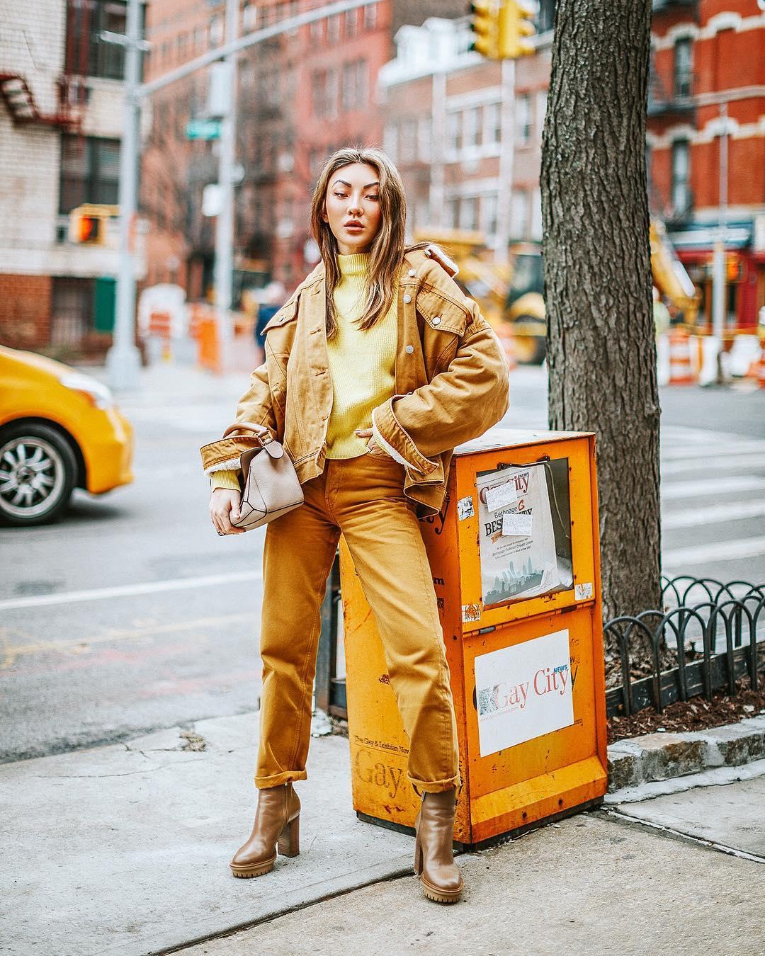 модные луки осень-зима 2019-2020 фото 4