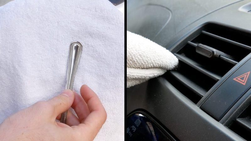 Гениальные советы для поддержания чистоты в автомобиле
