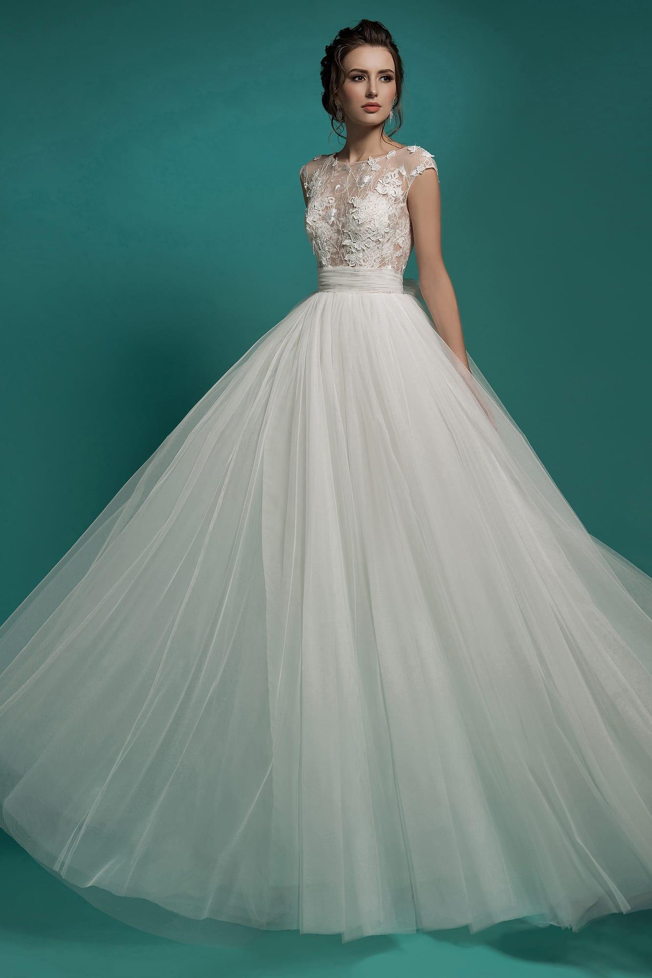 свадебные платья осень-зима фото 4