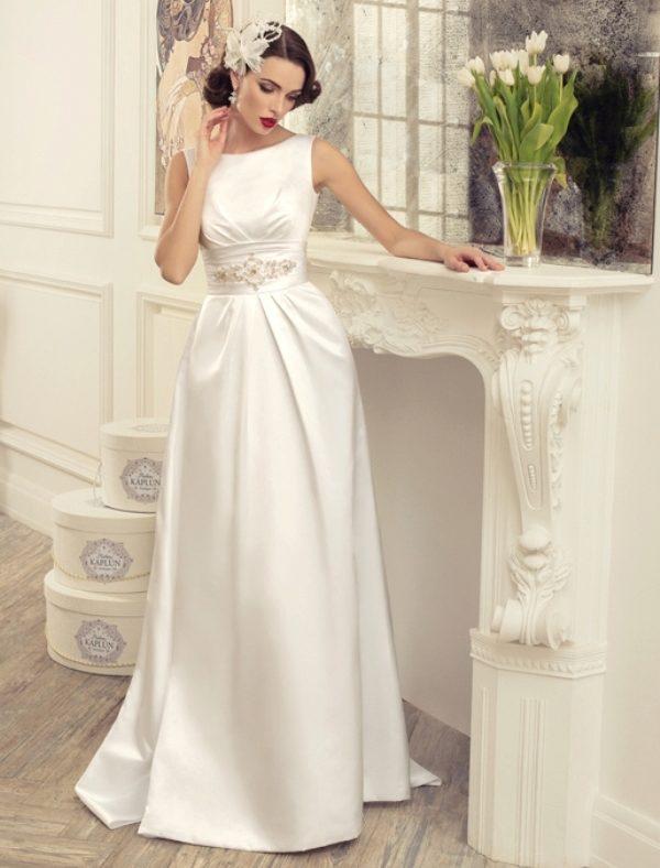 свадебные платья осень-зима фото 5
