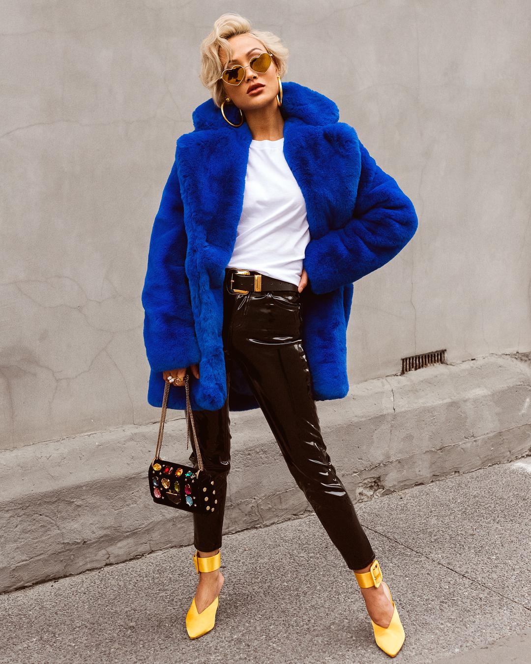 модные фасоны шуб зимы 2020 фото 6