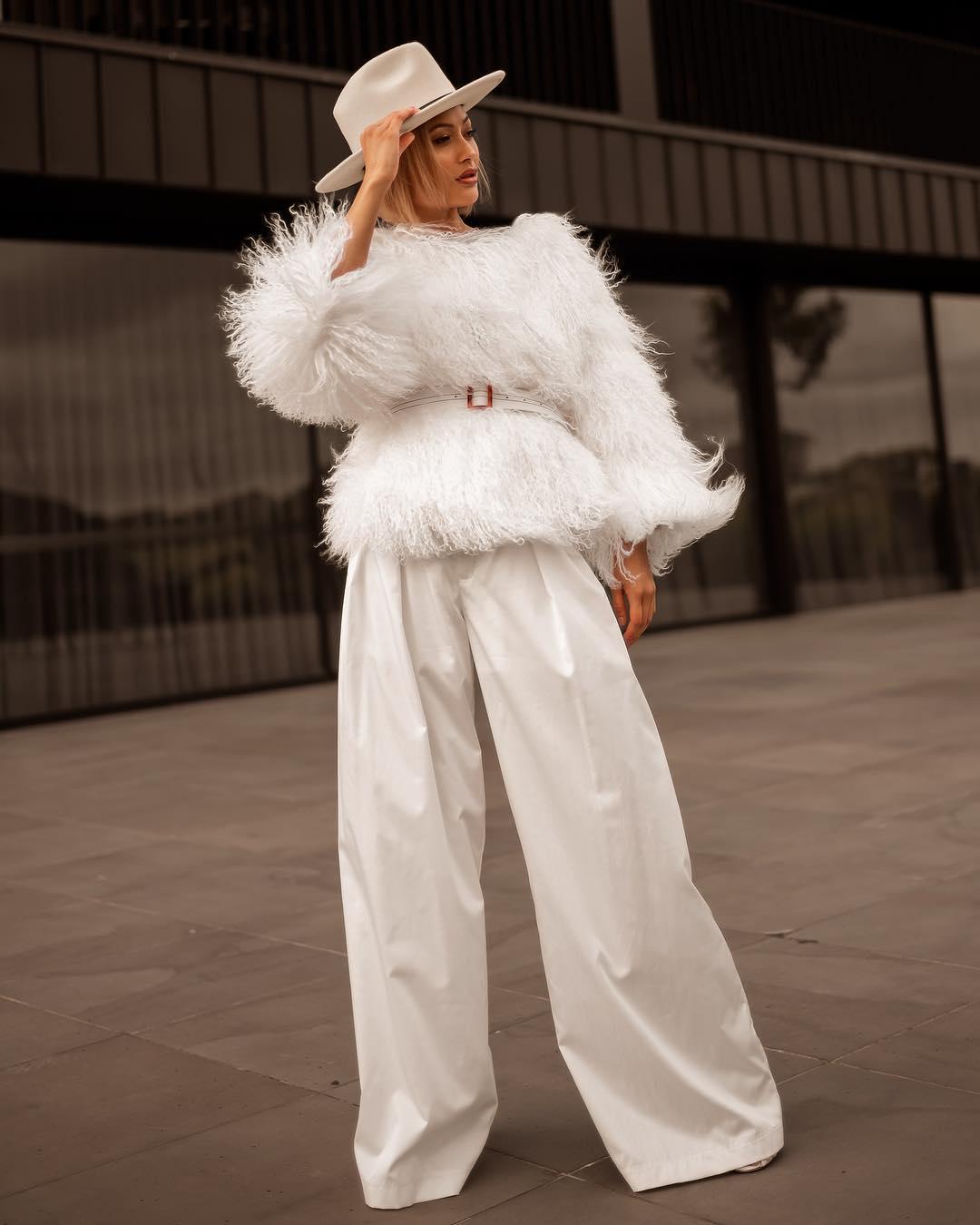 модные фасоны шуб зимы 2020 фото 5