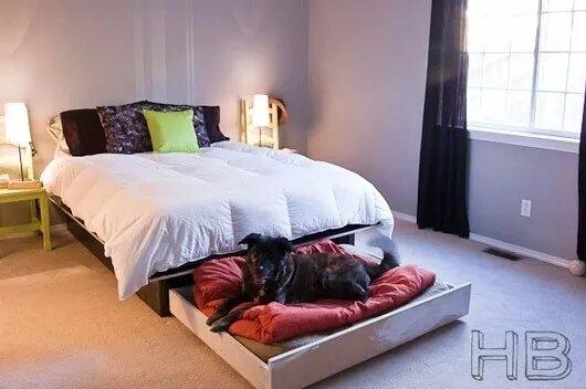 Новый взгляд на спальное ложе: необычные идеи для вдохновения