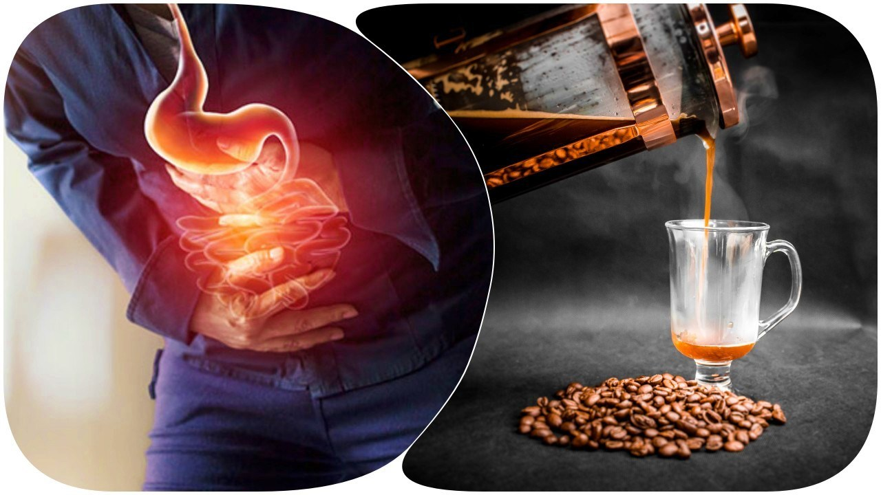 coffee stomach