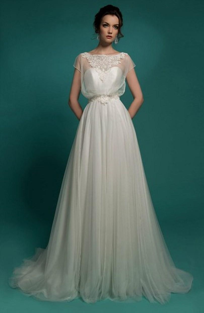свадебные платья осень-зима фото 2