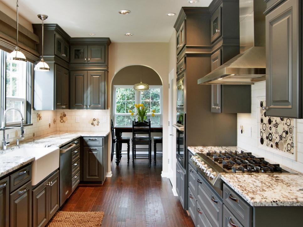 Идеи модернизации пространства на вашей кухне фото 9
