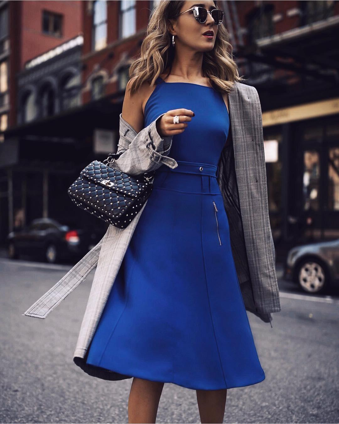 Осенние платья фото 1