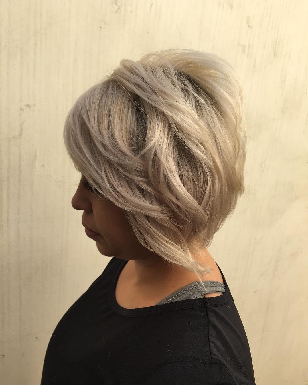 Стрижки после 50 лет на тонкие волосы фото 1