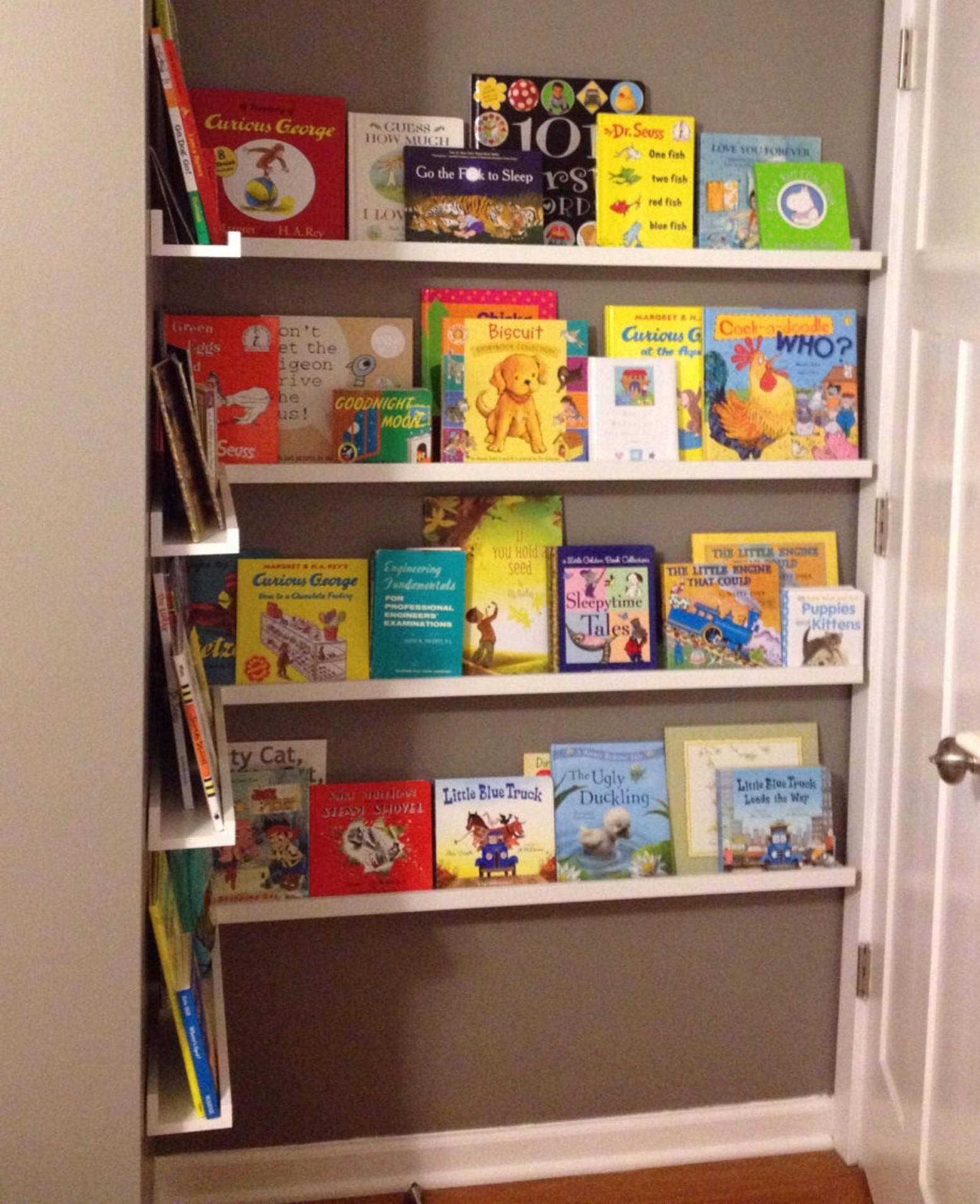 Идеи для хранения детских игрушек фото 4