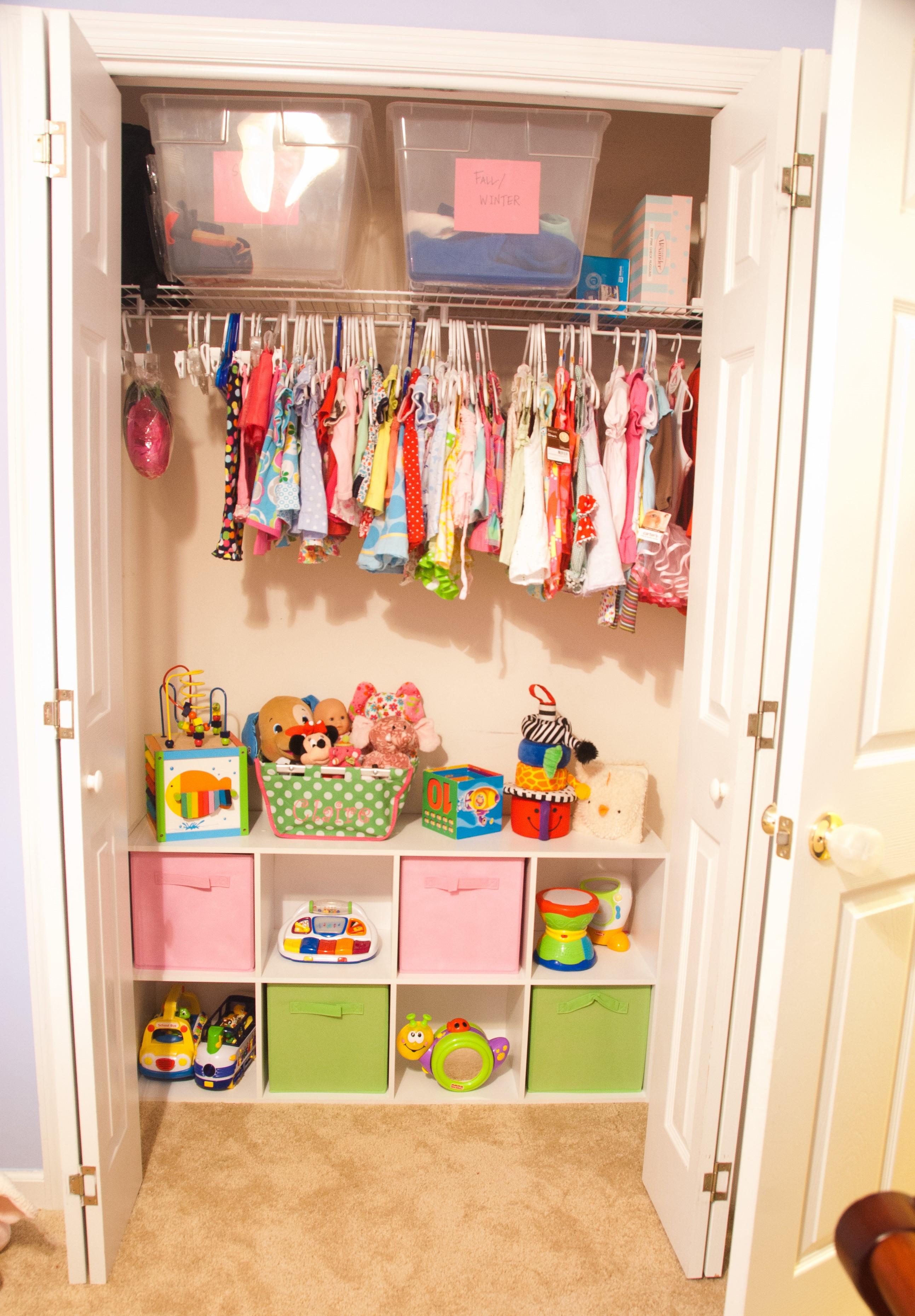 Идеи для хранения детских игрушек фото 2
