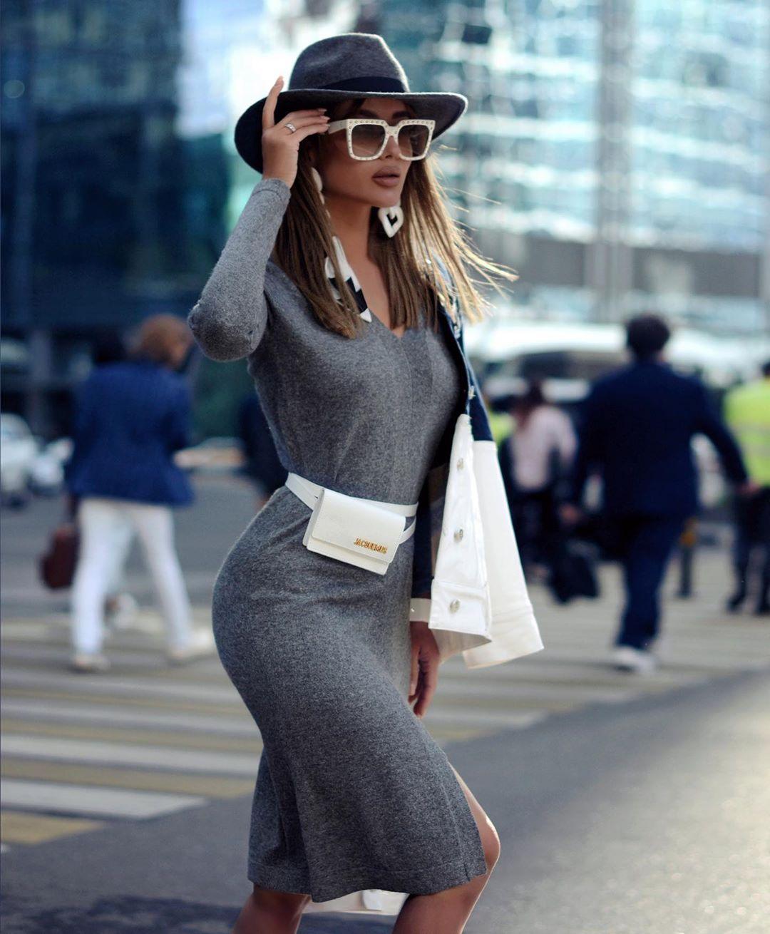 трикотажная одежда осени фото 11