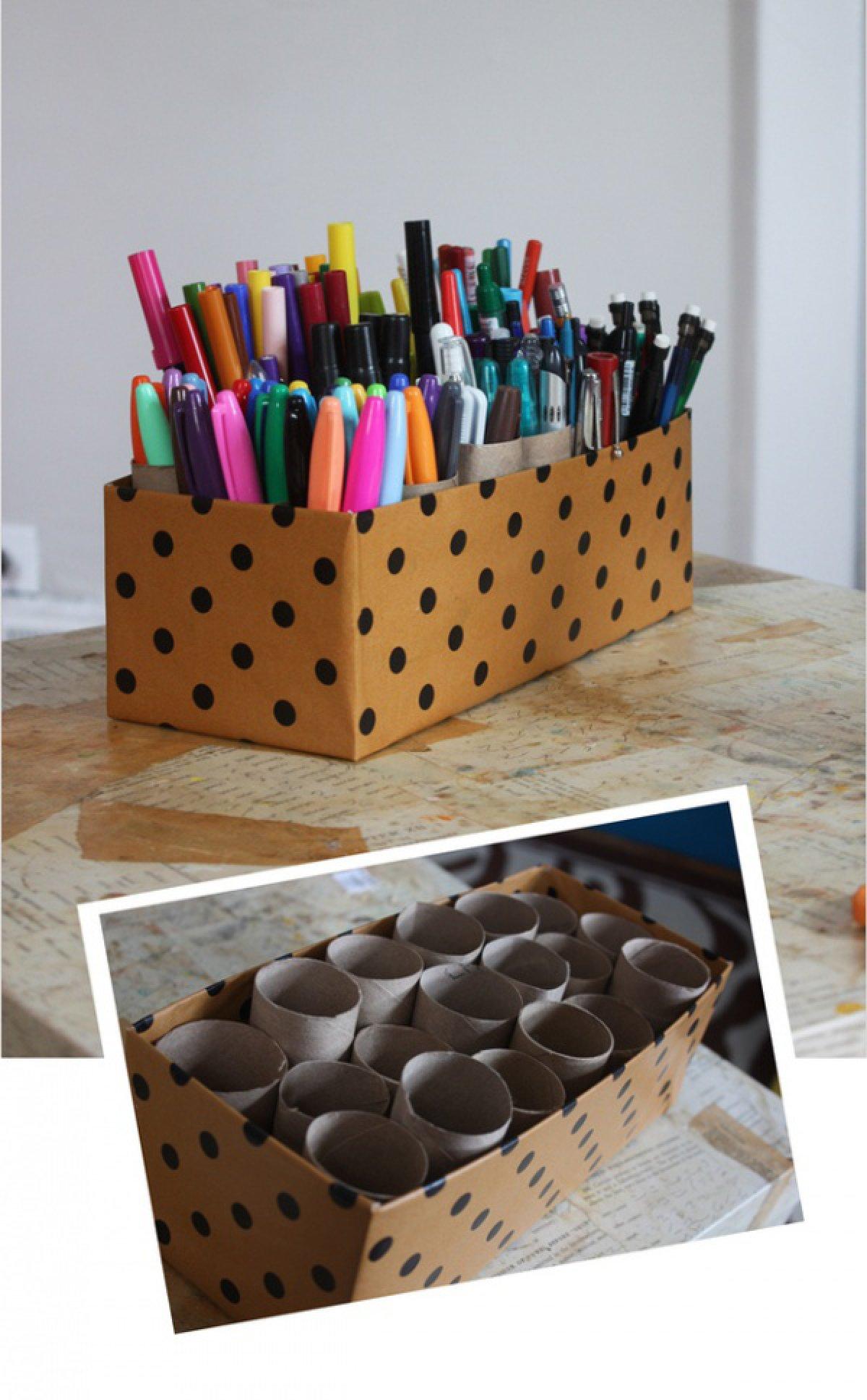 Идеи для организации домашнего офиса фото 5