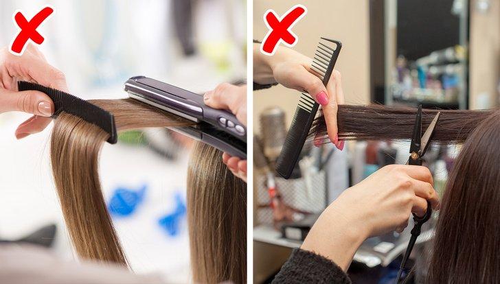 Что необходимо учитывать перед походом к парикмахеру фото 1