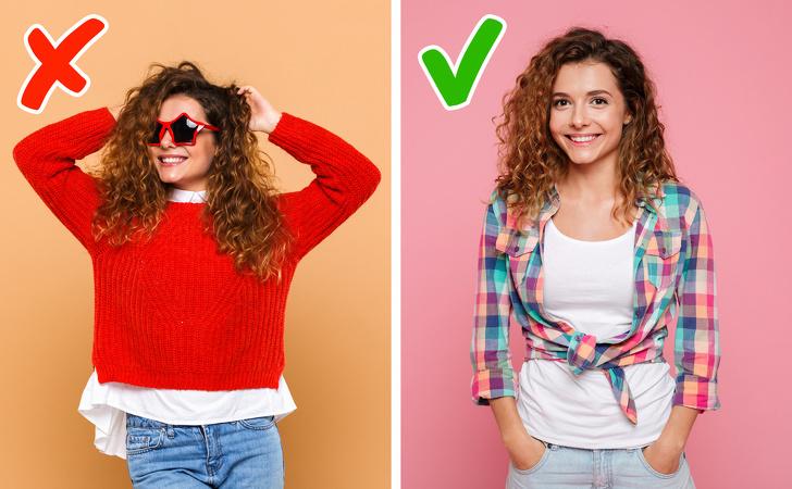 советы при выборе одежды фото 3