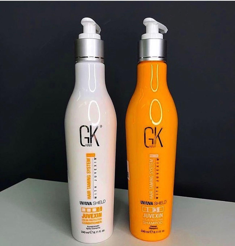 Профессиональная косметика для волос GKhair фото 2