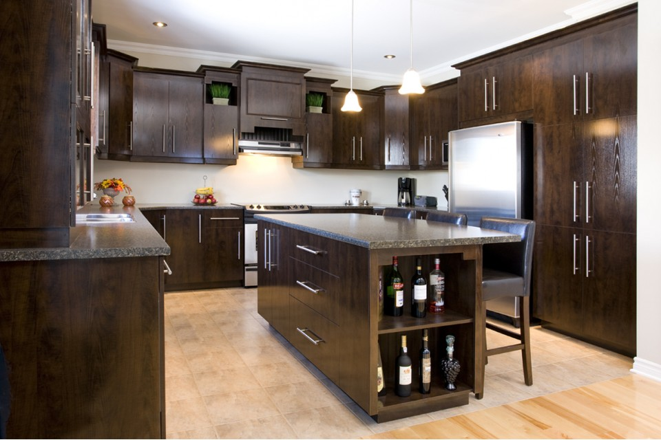 Идеи модернизации пространства на вашей кухне фото 8