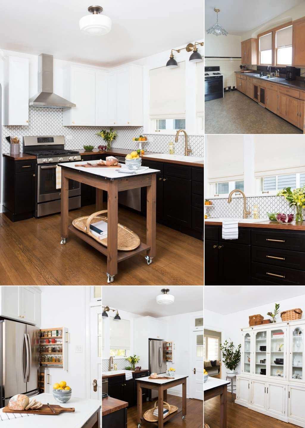Идеи модернизации пространства на вашей кухне фото 3